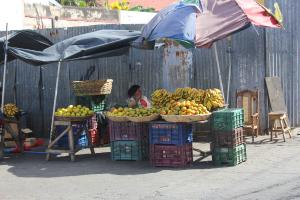 Market in Leon