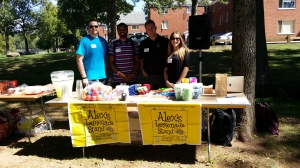 lemonade stand for blog
